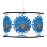 Lovable Dolphin Ceiling Lamp